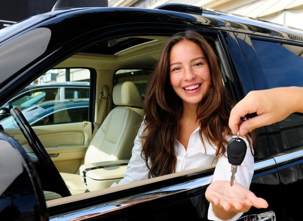 auto gratuita in caso di sinistro stradale